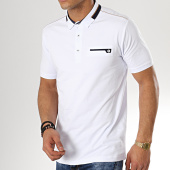 /achat-polos-manches-courtes/classic-series-polo-manches-courtes-6622-blanc-174125.html