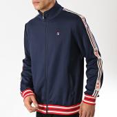 /achat-vestes/fila-veste-zippee-avec-bandes-lefty-687004-bleu-marine-173979.html