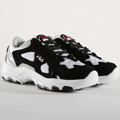 /achat-baskets-basses/fila-baskets-femme-select-low-1010662-00e-black-white-174022.html