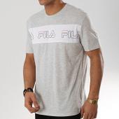 /achat-t-shirts/fila-tee-shirt-aki-logo-687129-gris-chine-174026.html