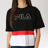 /achat-t-shirts/fila-tee-shirt-femme-crop-miranda-687147-noir-rouge-blanc-174095.html
