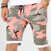/achat-shorts-jogging/mtx-short-jogging-tm0067-vert-kaki-orange-fluo-camouflage-173896.html
