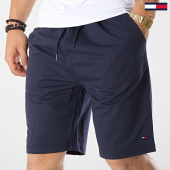 /achat-shorts-jogging/tommy-hilfiger-jeans-short-jogging-jersey-1200-bleu-marine-173921.html