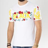 /achat-t-shirts/berry-denim-tee-shirt-jb18072-blanc-floral-174181.html