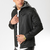 /achat-vestes/classic-series-veste-zippee-m4001-noir-174240.html