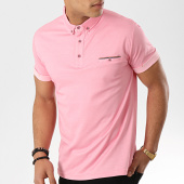 /achat-polos-manches-courtes/classic-series-polo-manches-courtes-p417-rose-174243.html