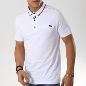 /achat-polos-manches-courtes/classic-series-polo-manches-courtes-6588-blanc-174282.html