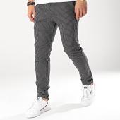 /achat-pantalons-carreaux/classic-series-pantalon-carreaux-m3071-noir-blanc-174348.html