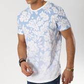 /achat-t-shirts-longs-oversize/bellfield-tee-shirt-oversize-asbjorn-bleu-clair-blanc-floral-174385.html