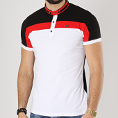 /achat-polos-manches-courtes/classic-series-polo-manches-courtes-8869-noir-blanc-rouge-174464.html