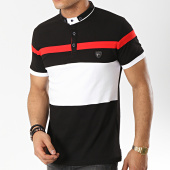 /achat-polos-manches-courtes/classic-series-polo-manches-courtes-8742-blanc-noir-rouge-174466.html