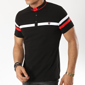 /achat-polos-manches-courtes/classic-series-polo-manches-courtes-8743-noir-blanc-rouge-174481.html