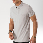 /achat-polos-manches-courtes/mz72-polo-manches-courtes-pierrot-gris-174205.html