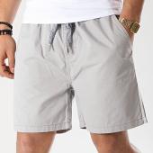 /achat-shorts-chinos/mz72-short-chino-a-bandes-flexor-gris-174283.html