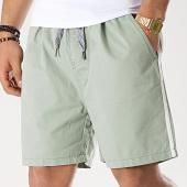 /achat-shorts-chinos/mz72-short-chino-a-bandes-flexor-vert-clair-174285.html