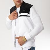 /achat-vestes/project-x-veste-zippee-1930002-blanc-noir-174307.html
