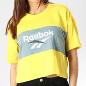 /achat-t-shirts/reebok-tee-shirt-crop-femme-cropeed-dx3814-jaune-vert-kaki-174412.html