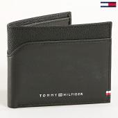 /achat-portefeuilles/tommy-hilfiger-jeans-portefeuille-material-mini-4542-noir-174468.html