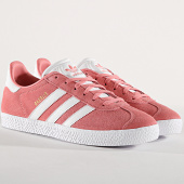 /achat-baskets-basses/adidas-baskets-femme-gazelle-cg6699-tactil-rose-footwear-white-174643.html