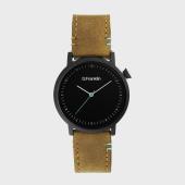 /achat-montres/d-franklin-montre-borneo-marron-noir-174604.html