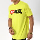 /achat-t-shirts/diesel-tee-shirt-just-division-00shi-0catj-jaune-174569.html