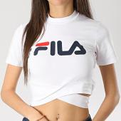 /achat-t-shirts/fila-tee-shirt-crop-femme-roxy-681926-blanc-174691.html
