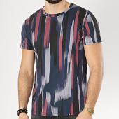 /achat-t-shirts/frilivin-tee-shirt-8243-19w1-bleu-marine-gris-noir-rouge-174505.html