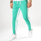/achat-pantalons-joggings/frilivin-pantalon-jogging-a-bandes-1565-vert-blanc-174515.html