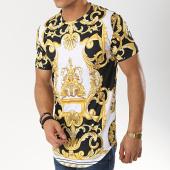 /achat-t-shirts-longs-oversize/frilivin-tee-shirt-oversize-5229-blanc-noir-jaune-renaissance-174522.html