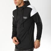 /achat-vestes/gianni-kavanagh-veste-zippee-capuche-contrast-panels-noir-blanc-174735.html