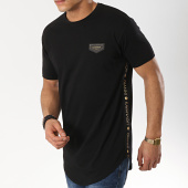 /achat-t-shirts-longs-oversize/gianni-kavanagh-tee-shirt-oversize-gold-gk-ribbon-noir-dore-174789.html
