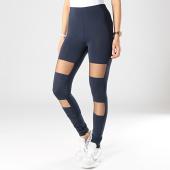 /achat-leggings/only-legging-femme-pamela-mesh-bleu-marine-174728.html