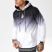 /achat-sweats-capuche/sinners-attire-sweat-capuche-avec-bandes-dip-dye-noir-blanc-degrade-174760.html