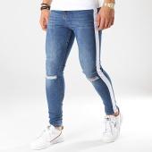/achat-jeans/sinners-attire-jean-skinny-avec-bandes-764-bleu-denim-174773.html