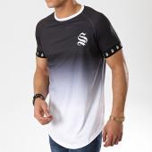 /achat-t-shirts-longs-oversize/sinners-attire-tee-shirt-oversize-tape-dip-dye-915-noir-degrade-blanc-174775.html