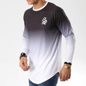 /achat-t-shirts-manches-longues/sinners-attire-tee-shirt-manches-longues-oversize-dip-dye-945-noir-blanc-degrade-174784.html