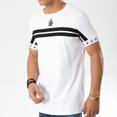 /achat-t-shirts/sinners-attire-tee-shirt-avec-bandes-vipa-938-blanc-noir-174786.html