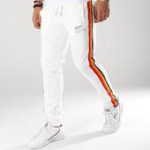 /achat-pantalons-joggings/sixth-june-pantalon-jogging-avec-bandes-m3698cpa-blanc-174711.html