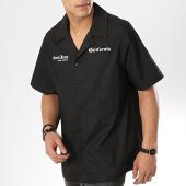 /achat-chemises-manches-courtes/sixth-june-chemise-manches-courtes-m3699vsh-noir-174722.html