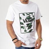 /achat-t-shirts/vans-tee-shirt-print-box-a312stjv-blanc-floral-174529.html