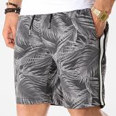/achat-shorts-jogging/brave-soul-short-jogging-a-bandes-maui-noir-gris-floral-174858.html