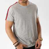 /achat-t-shirts/brave-soul-tee-shirt-a-bandes-garza-gris-chine-rouge-bleu-marine-174861.html