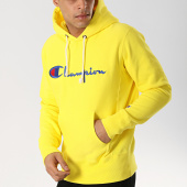 /achat-sweats-capuche/champion-sweat-capuche-212574-jaune-174989.html