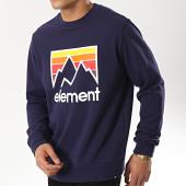/achat-sweats-col-rond-crewneck/element-sweat-crewneck-joint-bleu-marine-174920.html