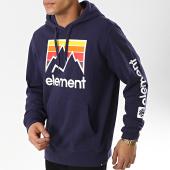 /achat-sweats-capuche/element-sweat-capuche-joint-bleu-marine-174922.html