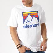 /achat-t-shirts/element-tee-shirt-link-blanc-174941.html