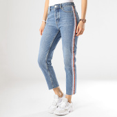 /achat-jeans/only-jean-taille-haute-regular-femme-avec-bandes-emily-bleu-wash-174838.html