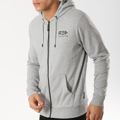 /achat-sweats-zippes-capuche/redskins-sweat-zippe-capuche-daze-loft-gris-chine-174870.html