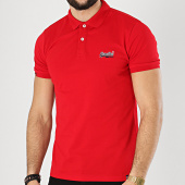 /achat-polos-manches-courtes/superdry-polo-manches-courtes-mercerised-lite-city-rouge-174834.html