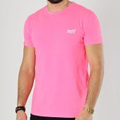 /achat-t-shirts/superdry-tee-shirt-orange-label-neon-rose-fluo-174995.html